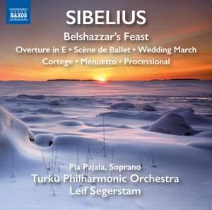 Sibelius: Belshazzar's Feast Product Image