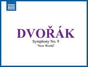 Dvořák: Symphony No. 9 in E minor, Op. 95 'From the New World' Product Image