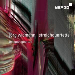 Jörg Widmann: Streichquartette (String Quartets)