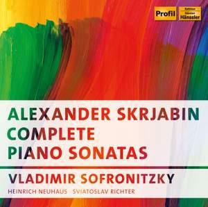 Scriabin: Complete Piano Sonatas Product Image