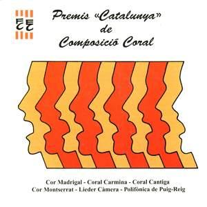Premis Catalunya de Composicio Coral, Vol. 1