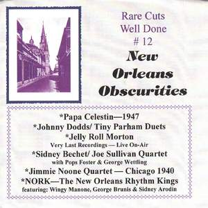 Rare Cuts - Well Done 12 - New Orleans Rarities