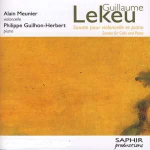 Lekeu: Cello Sonata in F major