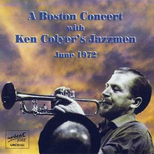 A Boston Concert With Ken Colyer's Jazzmen