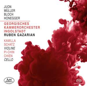 Juon, Müller, Bloch & Honegger: Orchestral Works Product Image