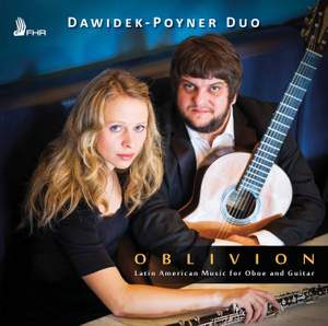 Oblivion: Latin American Music for Oboe & Guitar