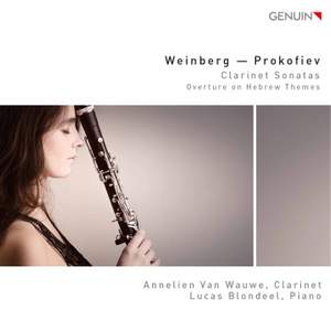 Weinberg & Prokofiev: Clarinet Sonatas