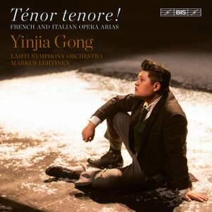 Yinjia Gong: Ténor tenore!