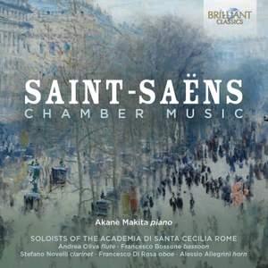 Saint‐Saëns: Chamber Music