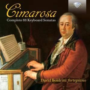 Cimarosa: Complete Keyboard Sonatas (88)