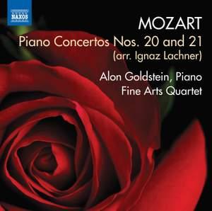 Mozart: Piano Concertos Nos. 20 & 21 (arr. I. Lachner)