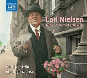 Nielsen: Music for Trumpet & Organ Product Image