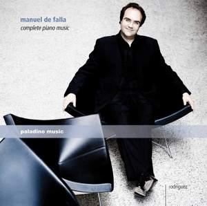Falla: Complete Piano Music