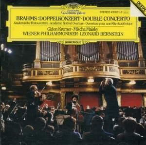 Brahms: Double Concerto & Academic Festival Overture