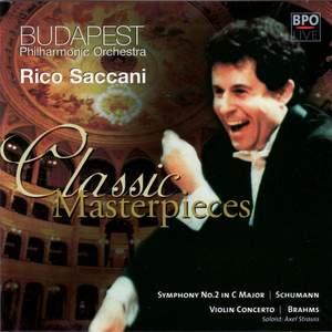 Schumann Symphony No 2 & Brahms Violin Concerto Product Image