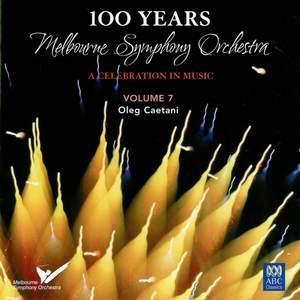 MSO – 100 Years Vol 7: Oleg Caetani