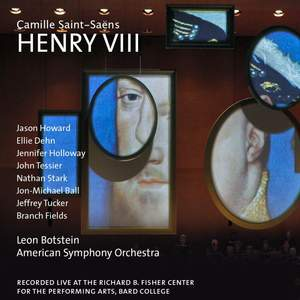 Saint-Saëns: Henry VIII