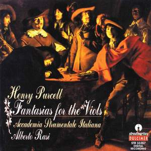 Purcell: Fantasias for the Viols (1680)