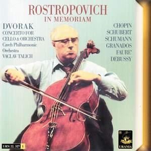 Rostropovich: In Memoriam