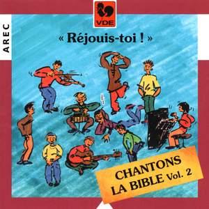 Chantons la Bible: Réjouis-toi ! Product Image
