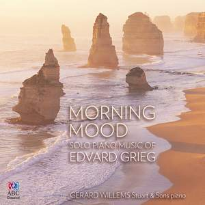 Morning Mood: Solo Piano Music of Edvard Grieg Product Image