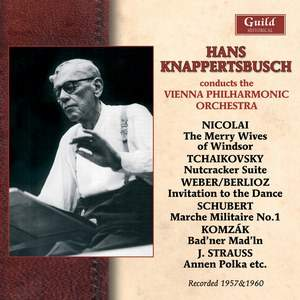 Knappertsbusch conducts the Vienna Philharmonic Orchestra