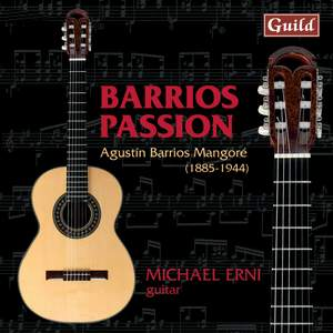 Agustin Barrios Mangoré: Guitar Works