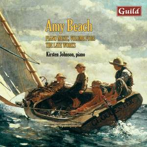 Amy Beach Piano Music Vol 4 Product Image