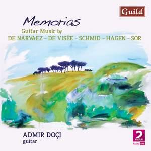 Memorias: Guitar recital/Doci Product Image