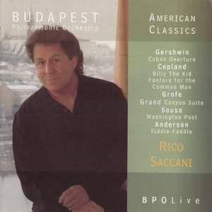 BPO Live: American Classics