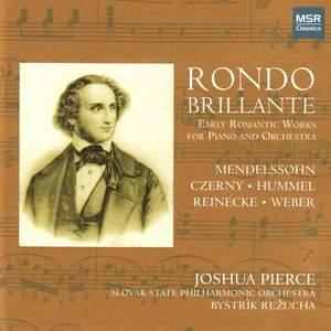 Rondo Brillante - Early Romantic Works for Piano and Orchestra