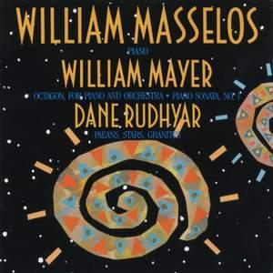 William Masselos plays Mayer & Rudhyar