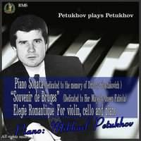 Mikhail Petukhov plays Petukhov