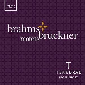 Brahms & Bruckner: Motets Product Image