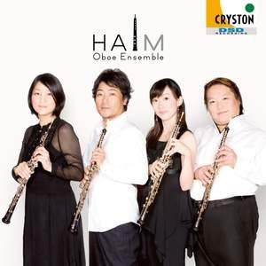 Oboe Ensemble HAIM Product Image