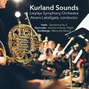 Kurland Sounds: Vasks, Ešenvalds, Smidbergs Product Image