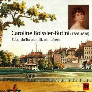 Caroline Boissier-Butini: Works for Piano Product Image