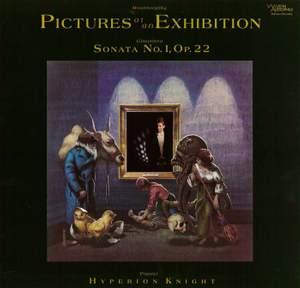 Mussorgsky: Pictures at an Exhibition & Ginastera: Piano Sonata No. 1
