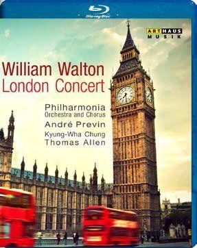 William Walton London Concert
