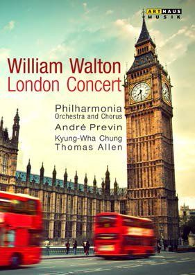 William Walton London Concert