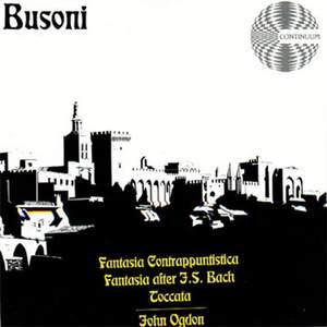 Ferruccio Busoni: Piano works