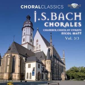 Bach: Chorales, Vol. 3/3