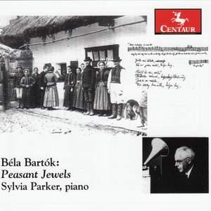 Bartók: Peasant Jewels
