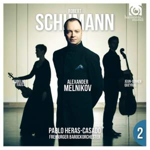 Schumann: Piano Concerto & Piano Trio No. 2