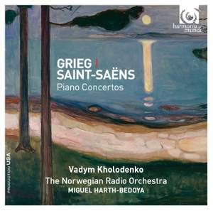Grieg & Saint-Saëns: Piano Concertos