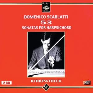 Ralph Kirkpatrick Plays Scarlatti