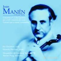 Joan Manén: Concerts per a violí i oboè