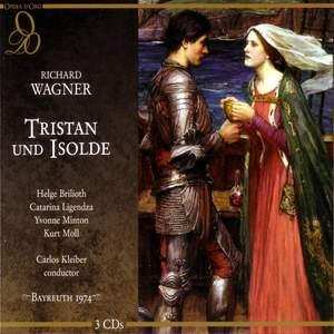 Tristan und Isolde Product Image