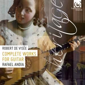 Robert de Visée: Complete Works for Guitar