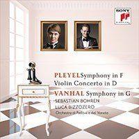 Pleyel: Symphony in F & Violin Concerto in D